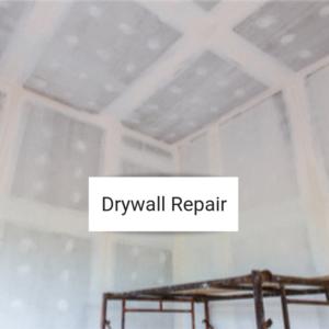 Drywall Repair and Installation