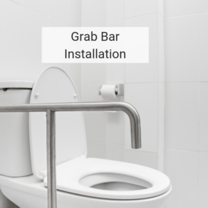 Grab Bar Installation